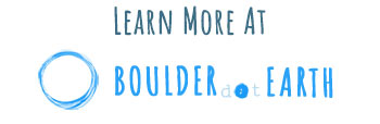 Learn More At Boulder dot Earth